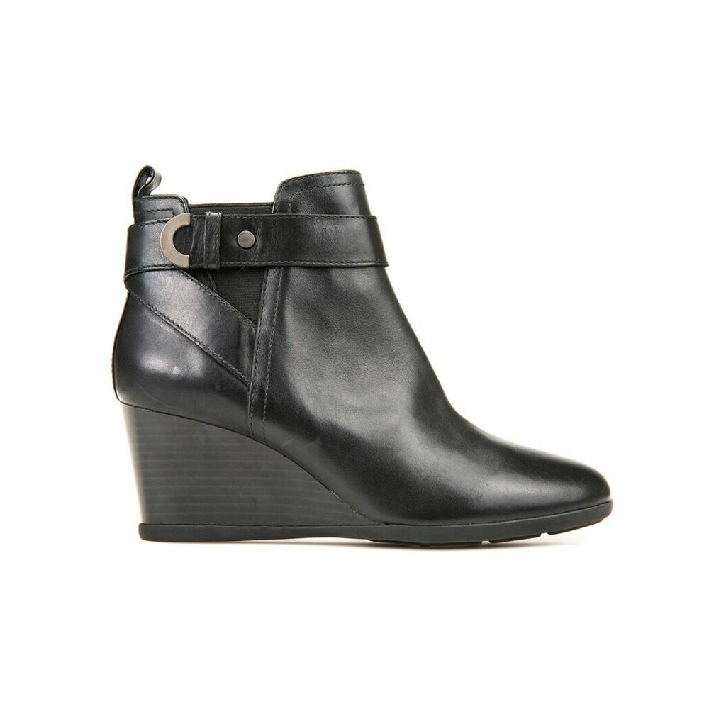 Inspirat.Wed Wedge Ankle Boots.