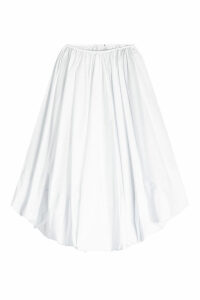 Jil Sander Elisir Cotton Skirt