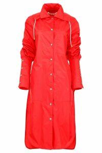 Marni Hooded Rain Coat