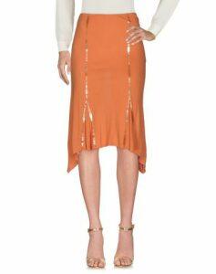 BLU BYBLOS SKIRTS 3/4 length skirts Women on YOOX.COM