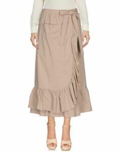 BOUTIQUE MOSCHINO SKIRTS 3/4 length skirts Women on YOOX.COM