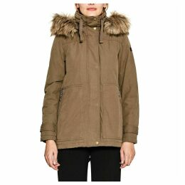 Cotton Mix Parka