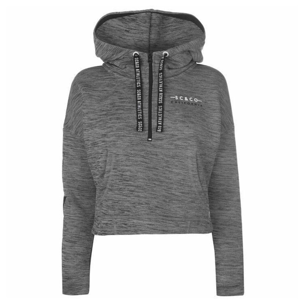 SoulCal Deluxe Branded Crop Sweatshirt