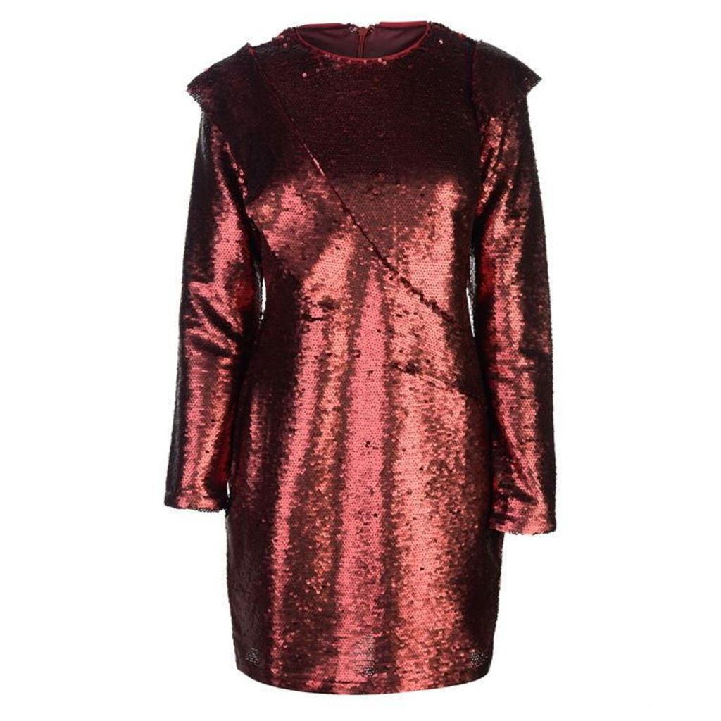 Glamorous Frill Dress