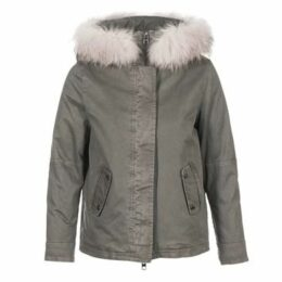 Oakwood  62382  women's Parka in Grey