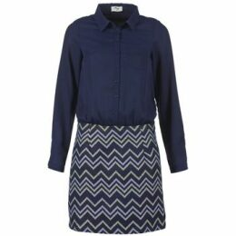 Betty London  FERMINE  women's Dress in Blue