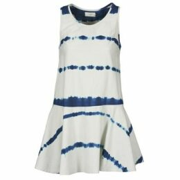 Eleven Paris  LISBET  women's Dress in Blue