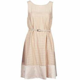 Manoukian  613374  women's Dress in Beige