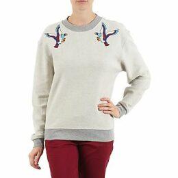 Eleven Paris  TEAVEN WOMEN  women's Sweatshirt in Grey
