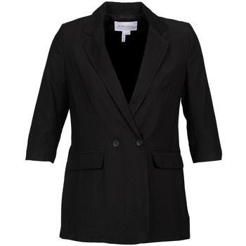 BCBGeneration  ISABEL  women's Jacket in Black
