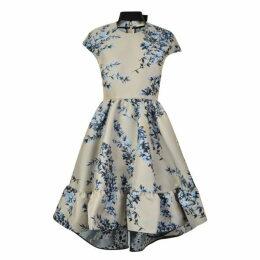 Fendi Ramage Floral Dress