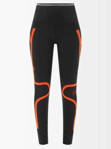 Diane Von Furstenberg - V Neck Floral Lace Dress - Womens - Blue Multi