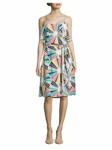 Haute Havana Isabel Silk Dress