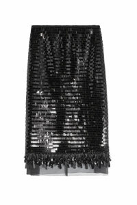 Marc Jacobs Sequin Fringe Skirt