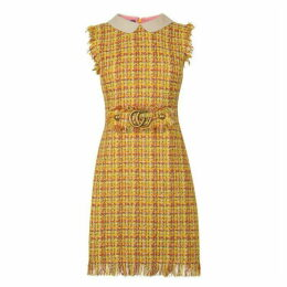GUCCI Tweed Gg Dress
