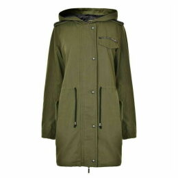 BOSS CASUAL Ocelia Parka Jacket