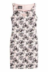 Boutique Moschino Jacquard Sheath Dress