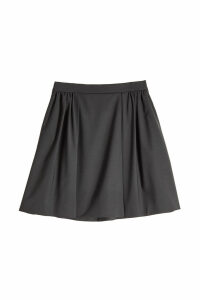 Nina Ricci Wool Mini Skirt