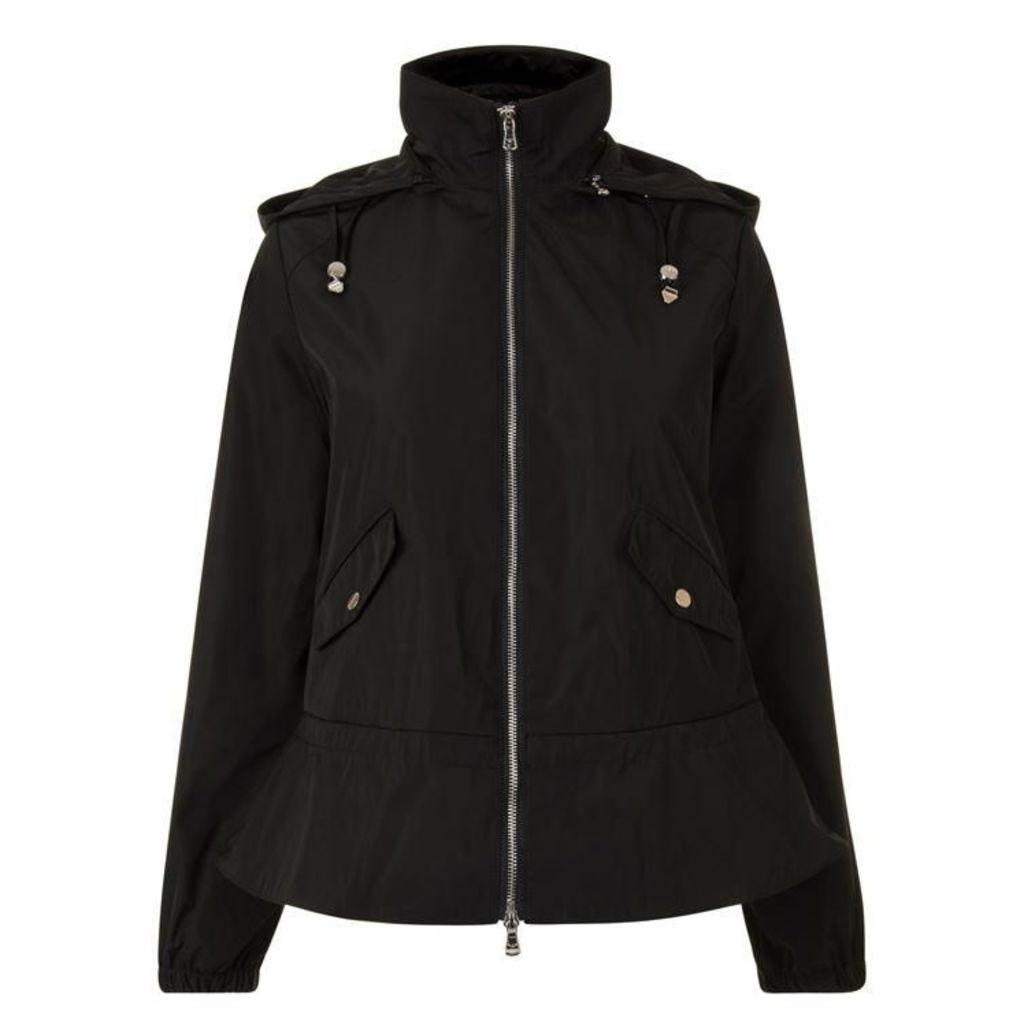 EMPORIO ARMANI Short Hooded Jacket