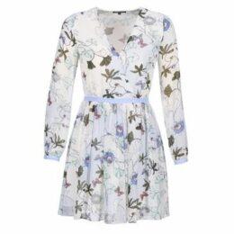 Tommy Hilfiger  MARA-CHIFFON-DRESS-LS  women's Dress in White