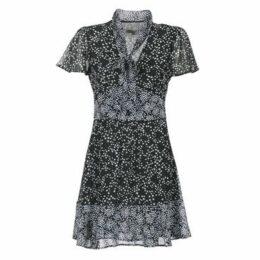 MICHAEL Michael Kors  STAR MIX DRESS  women's Dress in Black