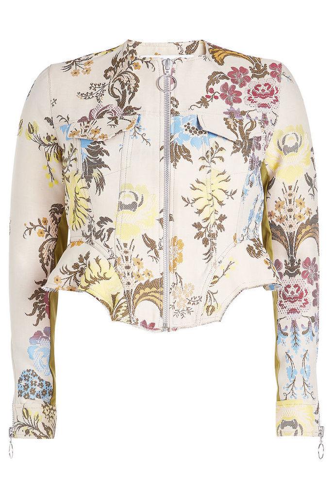 Marques' Almeida Printed Jacket