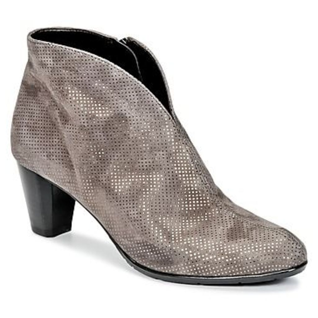 Ara  MORTAD  women's Low Ankle Boots in Silver