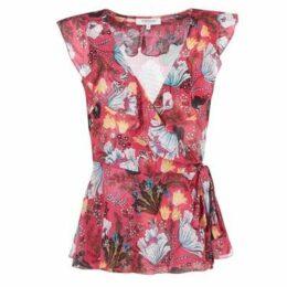 Morgan  OREVE  women's Blouse in Pink