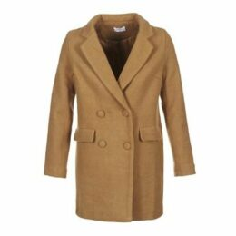 Betty London  HENEON  women's Coat in Beige