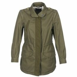 Maison Scotch  XERF  women's Parka in Green