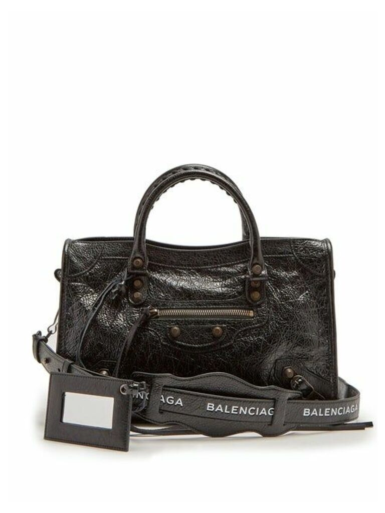 Balenciaga - Classic City S Bag - Womens - Black