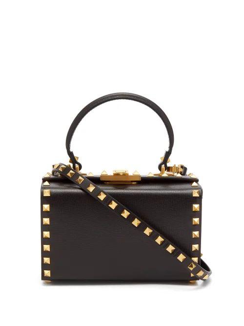 Loewe - Hammock Large Leather Tote Bag - Womens - Navy
