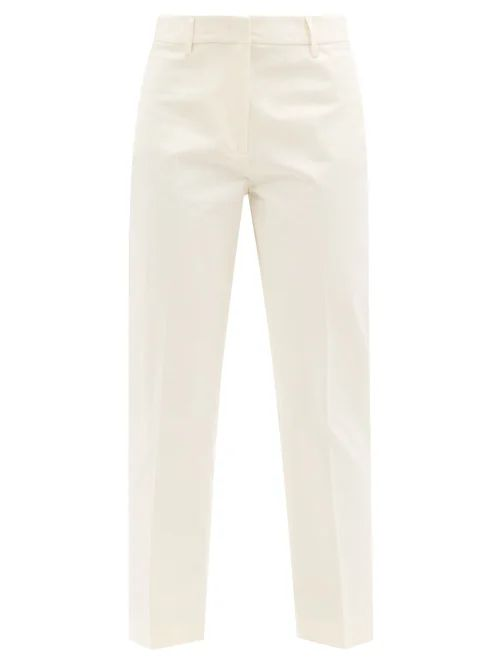 Valentino - Rockstud Camera Leather Cross Body Bag - Womens - Black