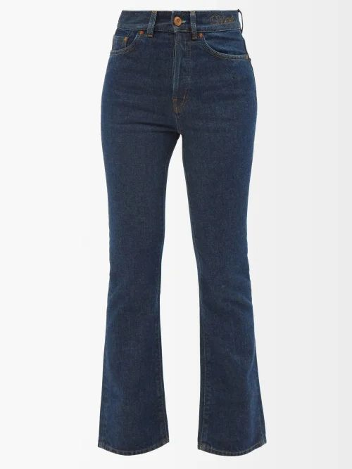 Etro - Cassiopea Floral Print Ruched Maxi Dress - Womens - Pink Print