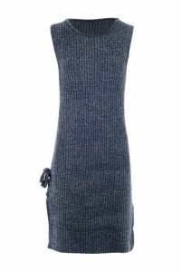 Tie Side Knitted Tunic