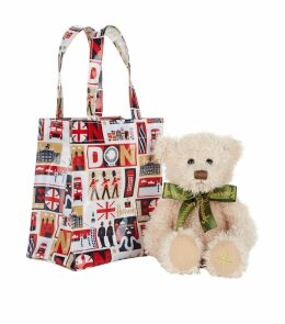 London Icon Bear in a Bag