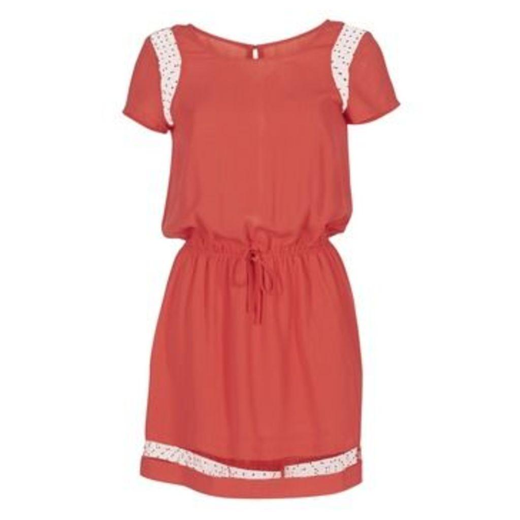 Moony Mood  IRFI  women's Dress in Red