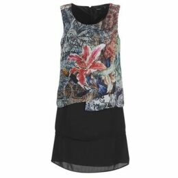 Desigual  OULKE  women's Dress in Multicolour