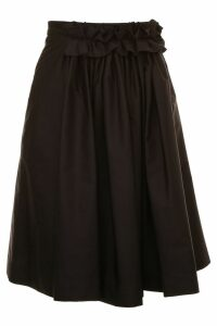 Lanvin Ruffled Skirt