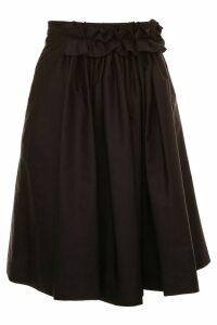 Lanvin Ruffled Skirt