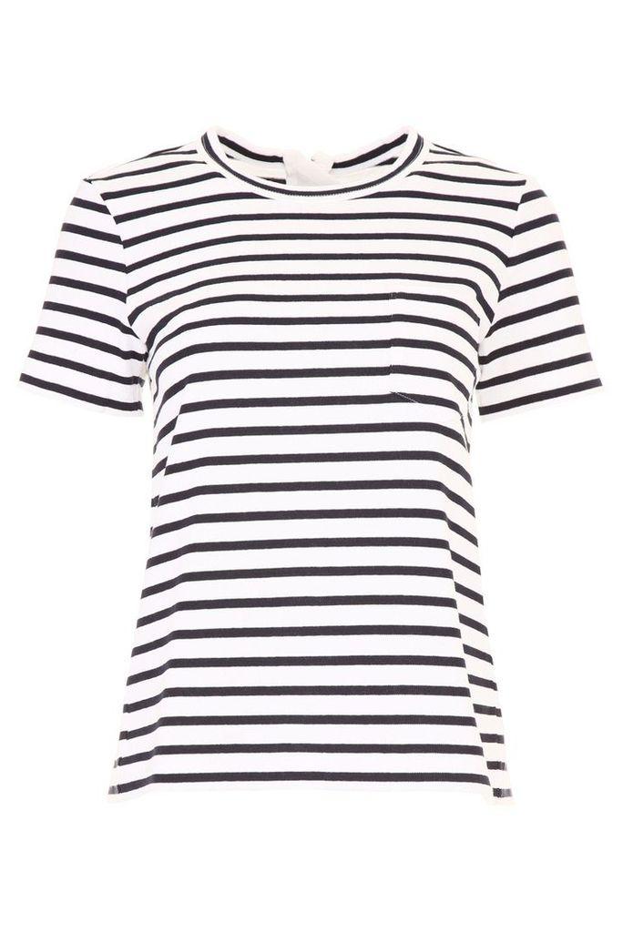 Sacai Zipped T-shirt