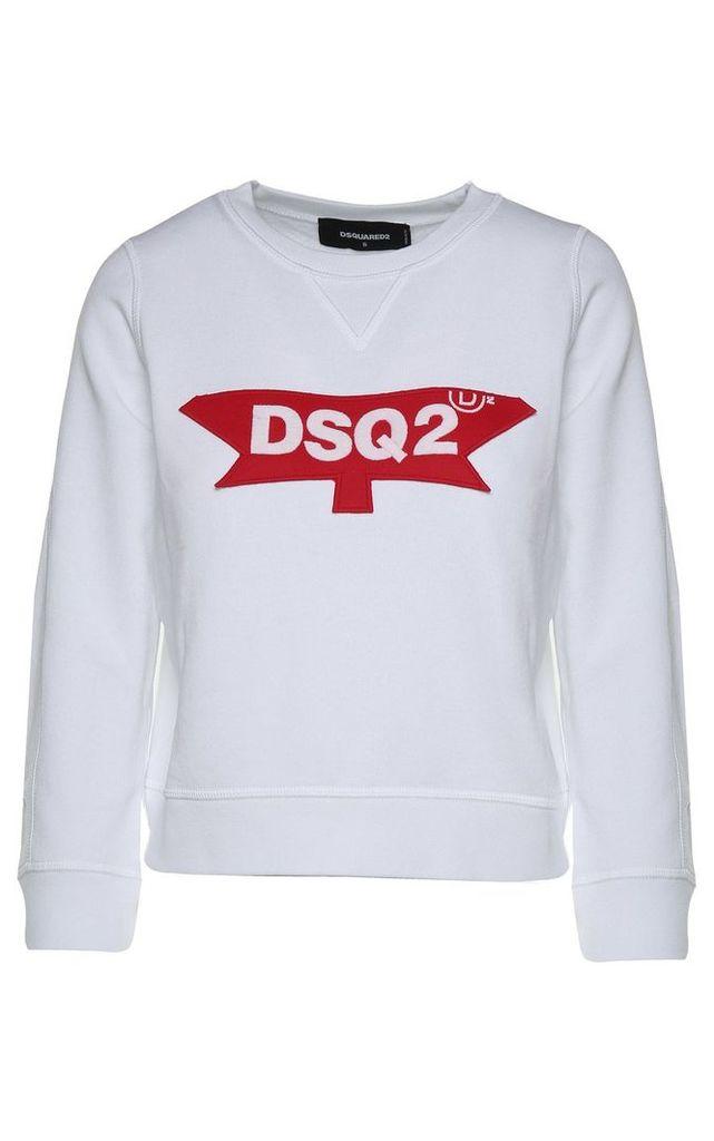 Dsquared2 Dsq2 Cotton Sweatshirt