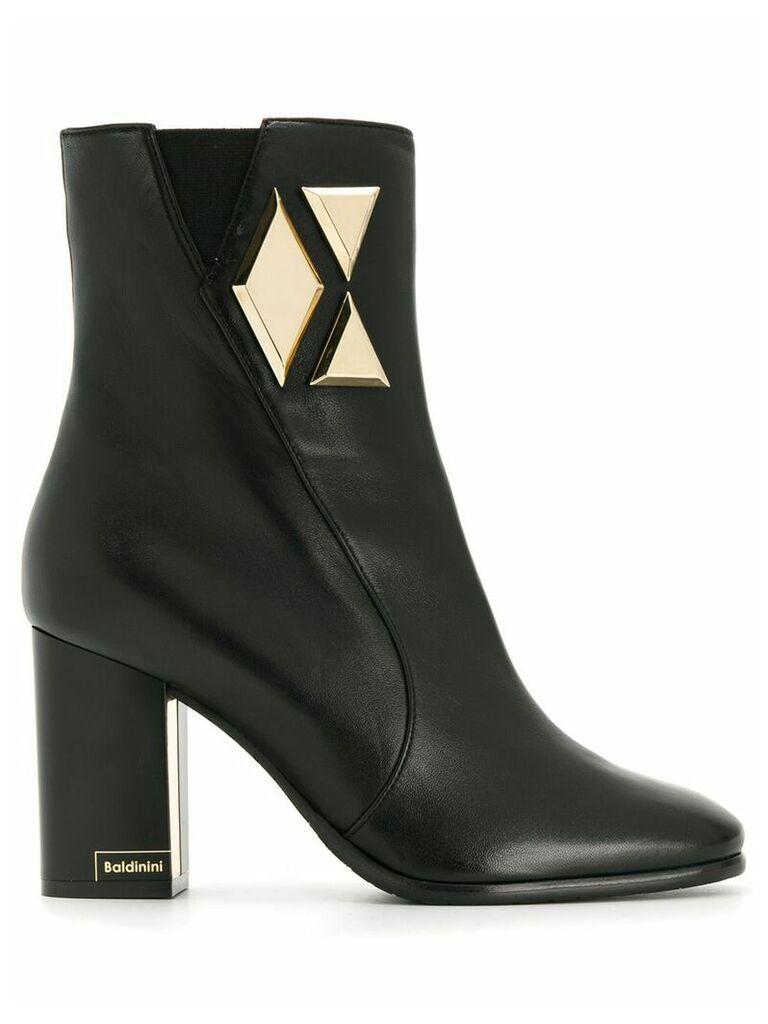 Baldinini Rica ankle boots - Black