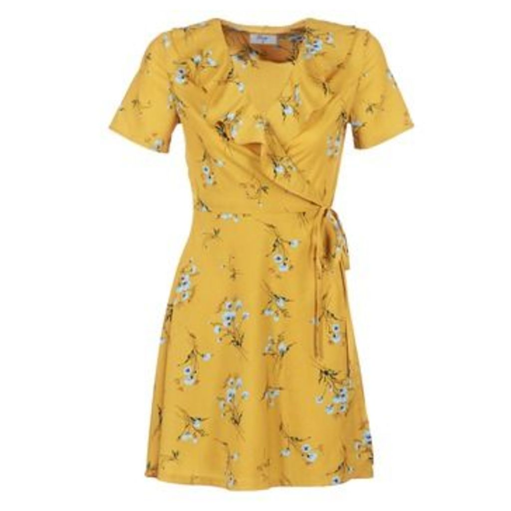 Betty London  INNATOUNA  women's Dress in Yellow