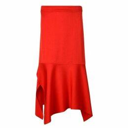 Victoria Beckham Asymmetrical Skirt