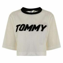Tommy x Gigi Mesh T Shirt
