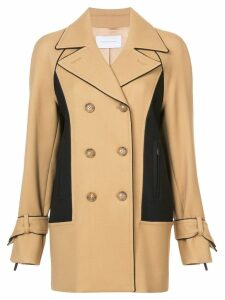 Kimora Lee Simmons The Compact peacoat - Neutrals