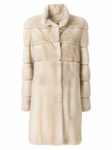 Liska Biancarina coat - Neutrals
