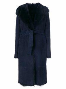 Joseph Toscana Lima coat - Blue