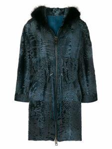 Liska Melissa coat - Blue